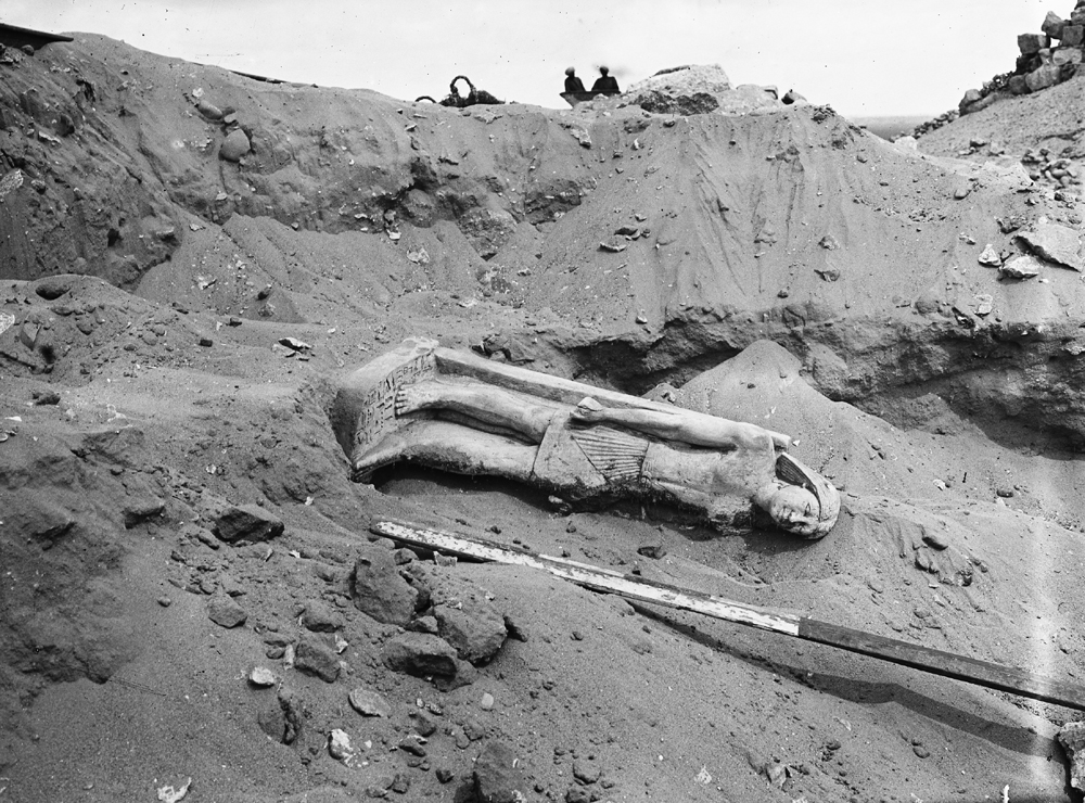 Western Cemetery: Site: Giza; View: G 1174, G 1177