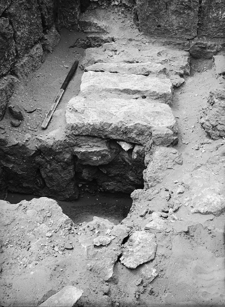 Western Cemetery: Site: Giza; View: G 1361