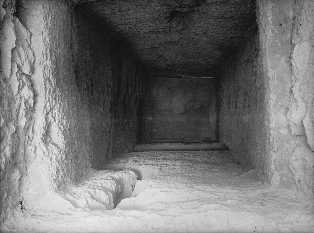 Western Cemetery: Site: Giza; View: G 1037-Addition