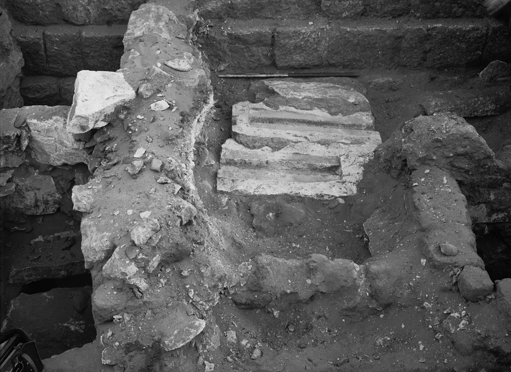 Western Cemetery: Site: Giza; View: G 1321
