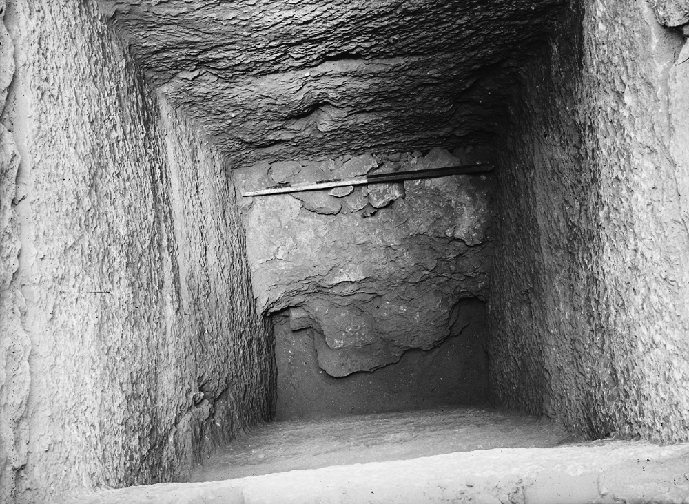 Western Cemetery: Site: Giza; View: G 1213