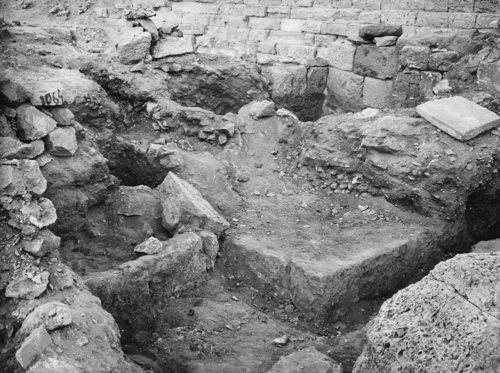 Western Cemetery: Site: Giza; View: G 1064