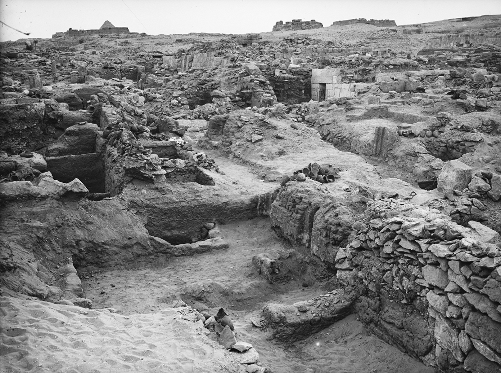 Western Cemetery: Site: Giza; View: G 1060, G 1061