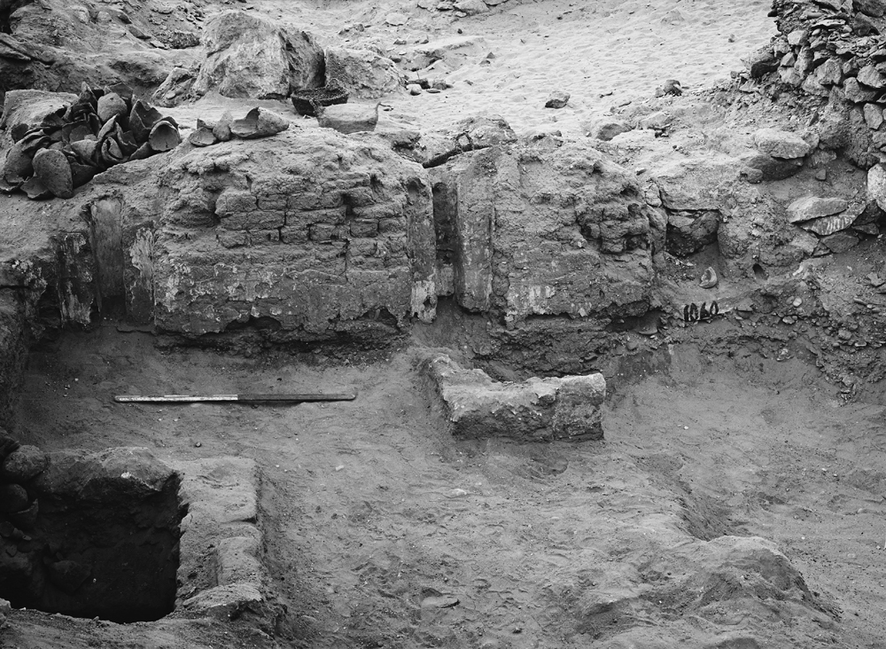 Western Cemetery: Site: Giza; View: G 1060