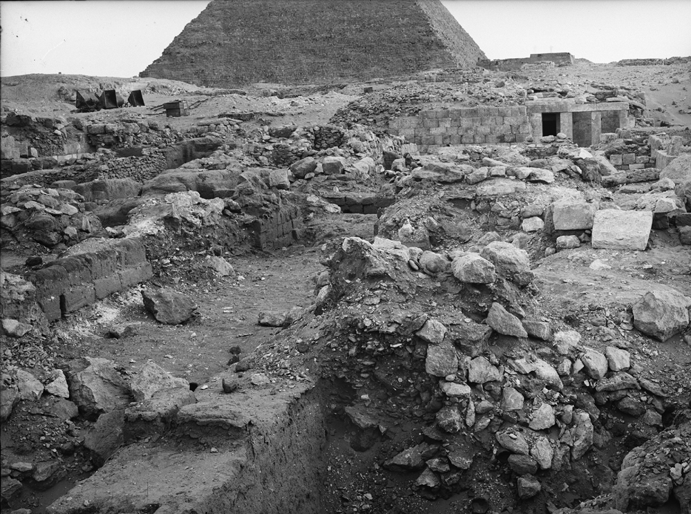 Western Cemetery: Site: Giza; View: G 1109