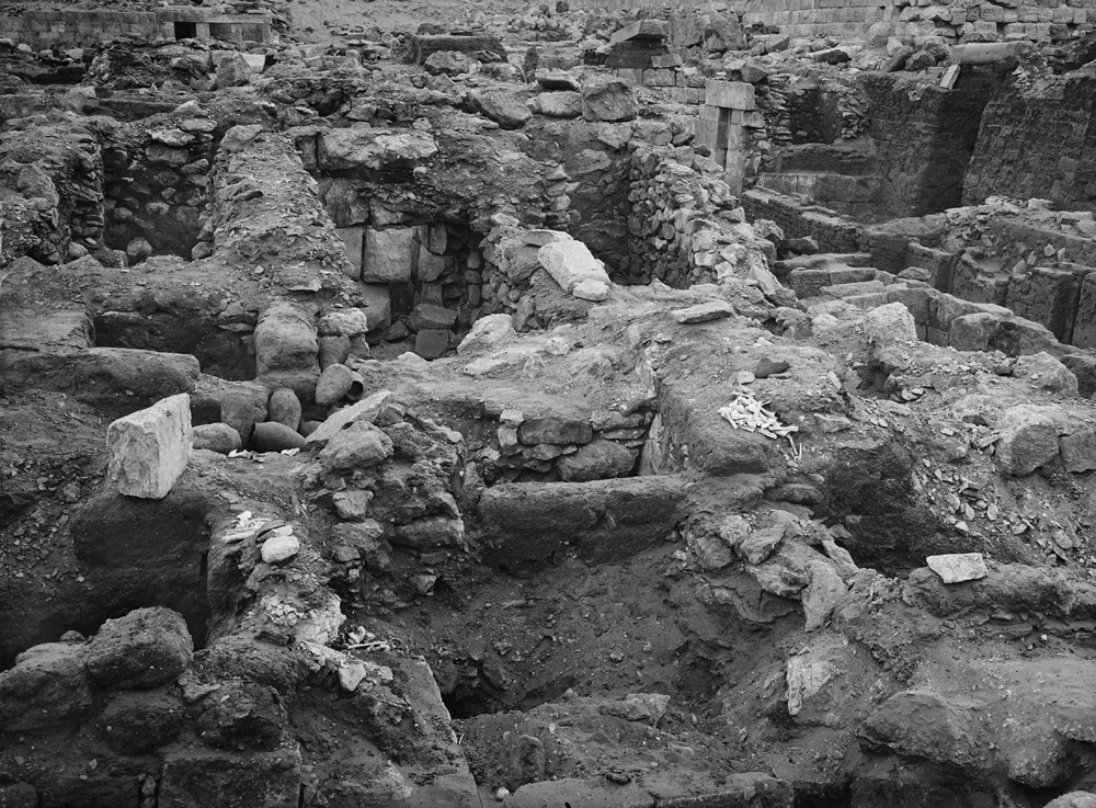 Western Cemetery: Site: Giza; View: G 1168