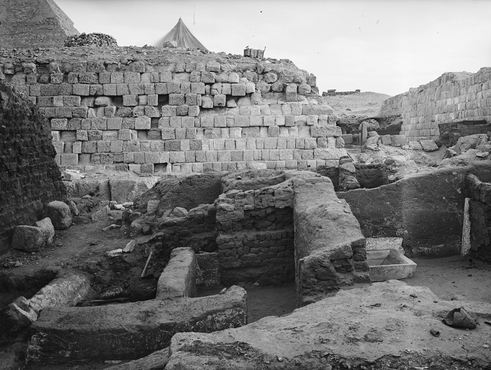 Western Cemetery: Site: Giza; View: G 1223, G 1201