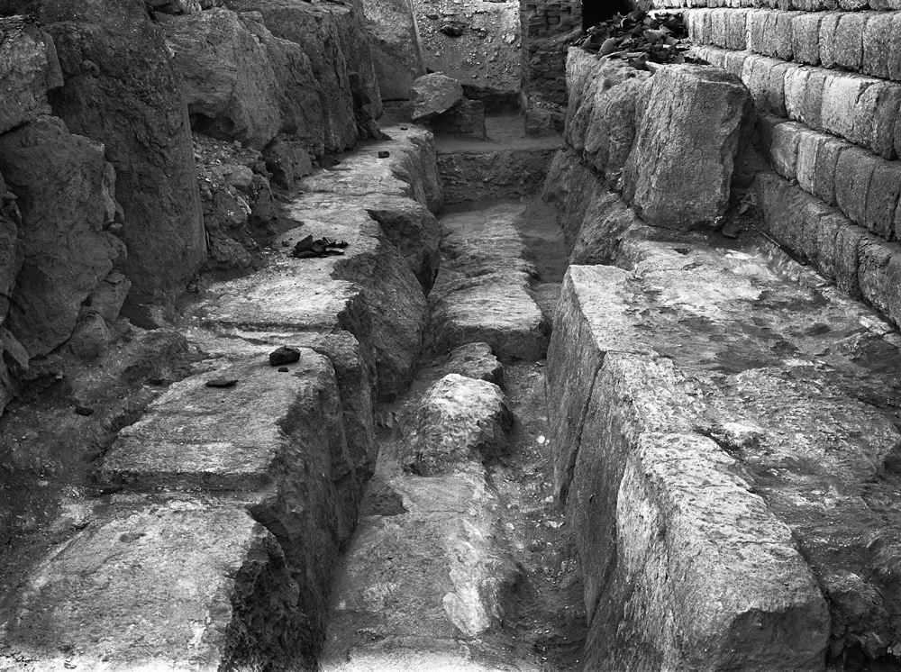Western Cemetery: Site: Giza; View: G 1225, G 1223