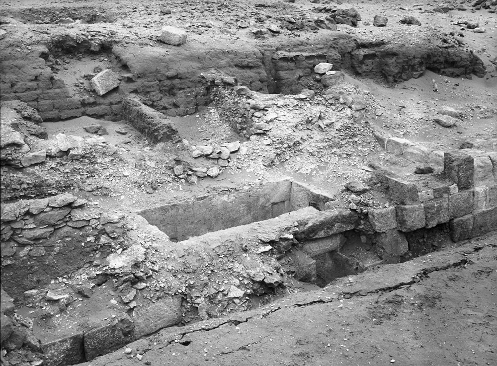 Western Cemetery: Site: Giza; View: G 1411