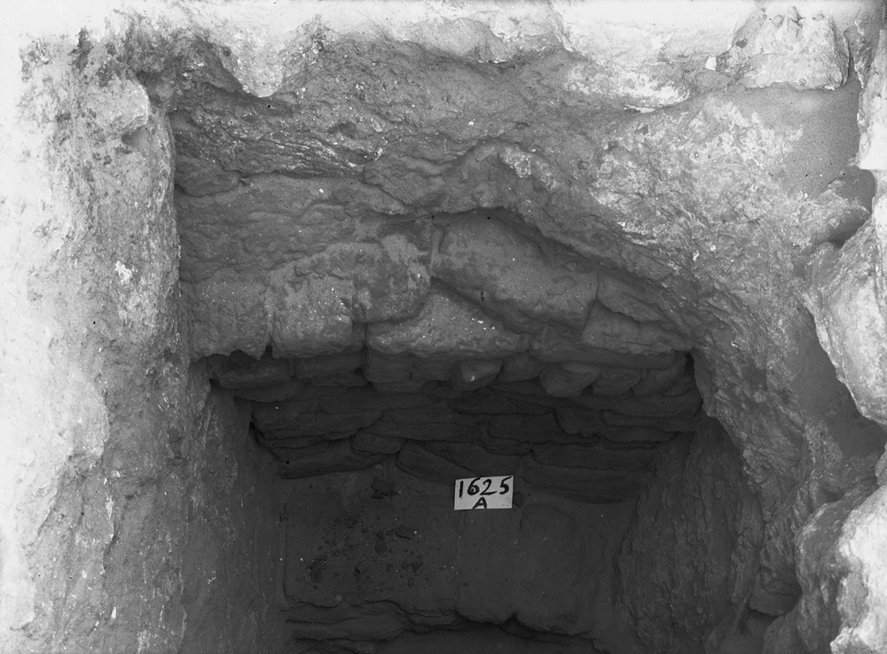 Western Cemetery: Site: Giza; View: G 1625