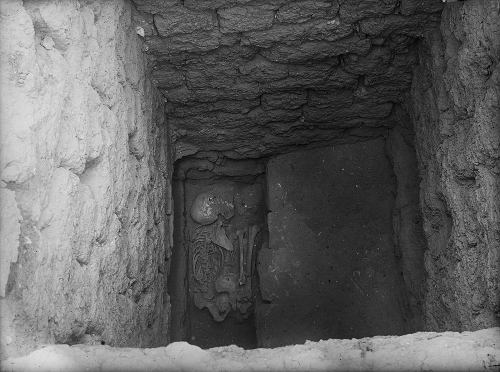 Western Cemetery: Site: Giza; View: G 1454+1455