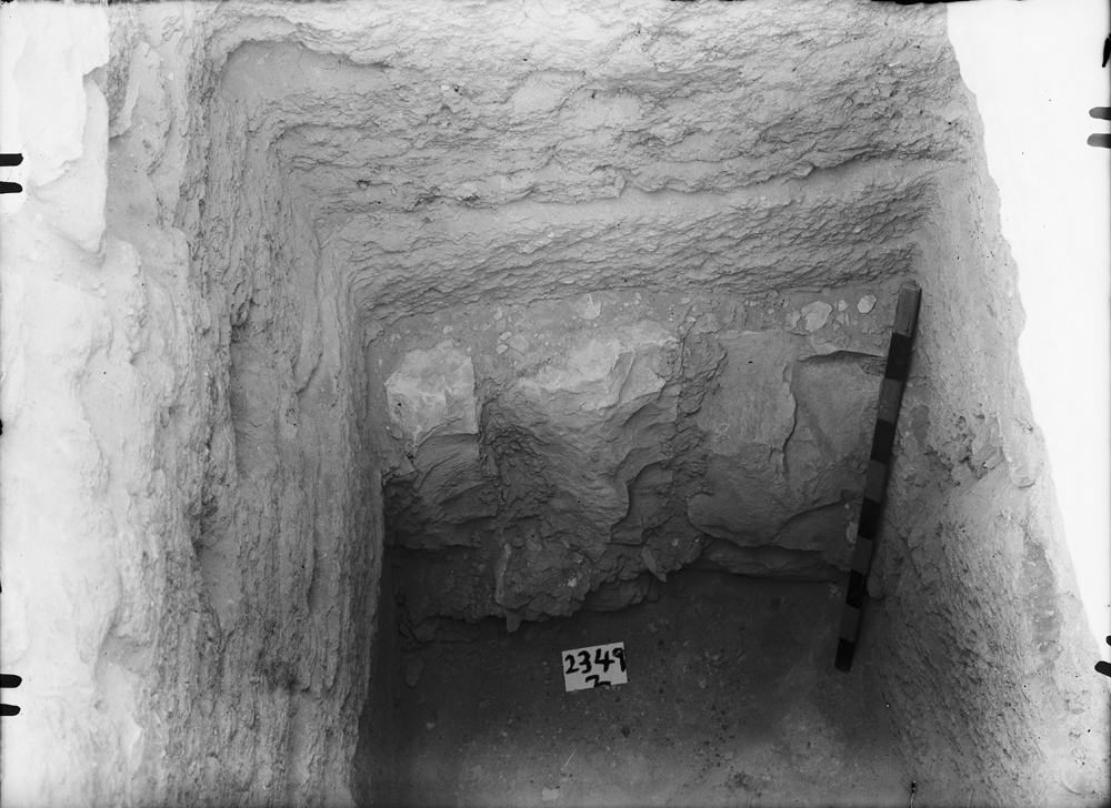 Western Cemetery: Site: Giza; View: G 2349 = G 5530