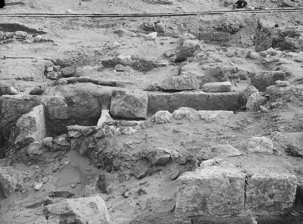Western Cemetery: Site: Giza; View: G 2035