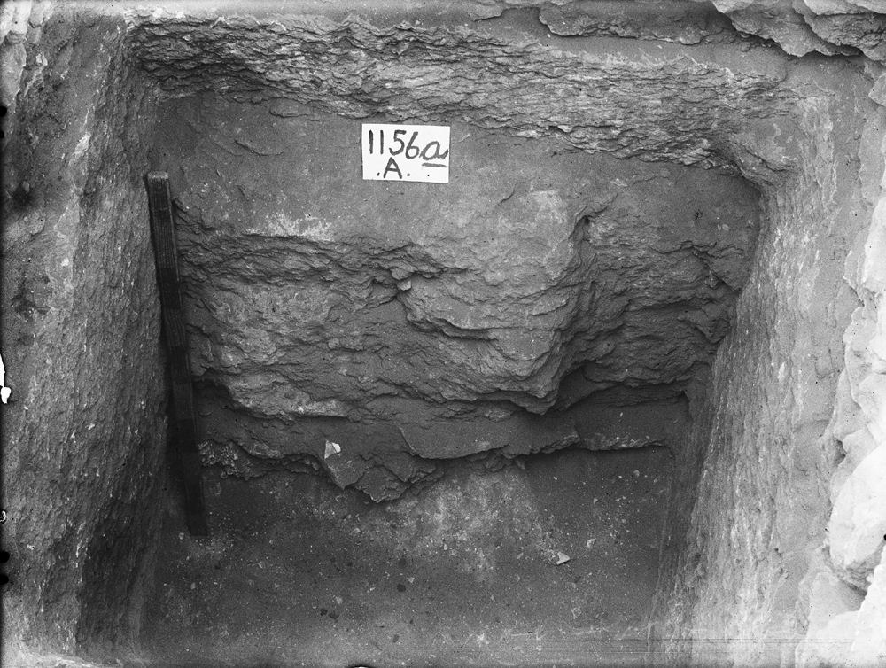Western Cemetery: Site: Giza; View: G 1156a