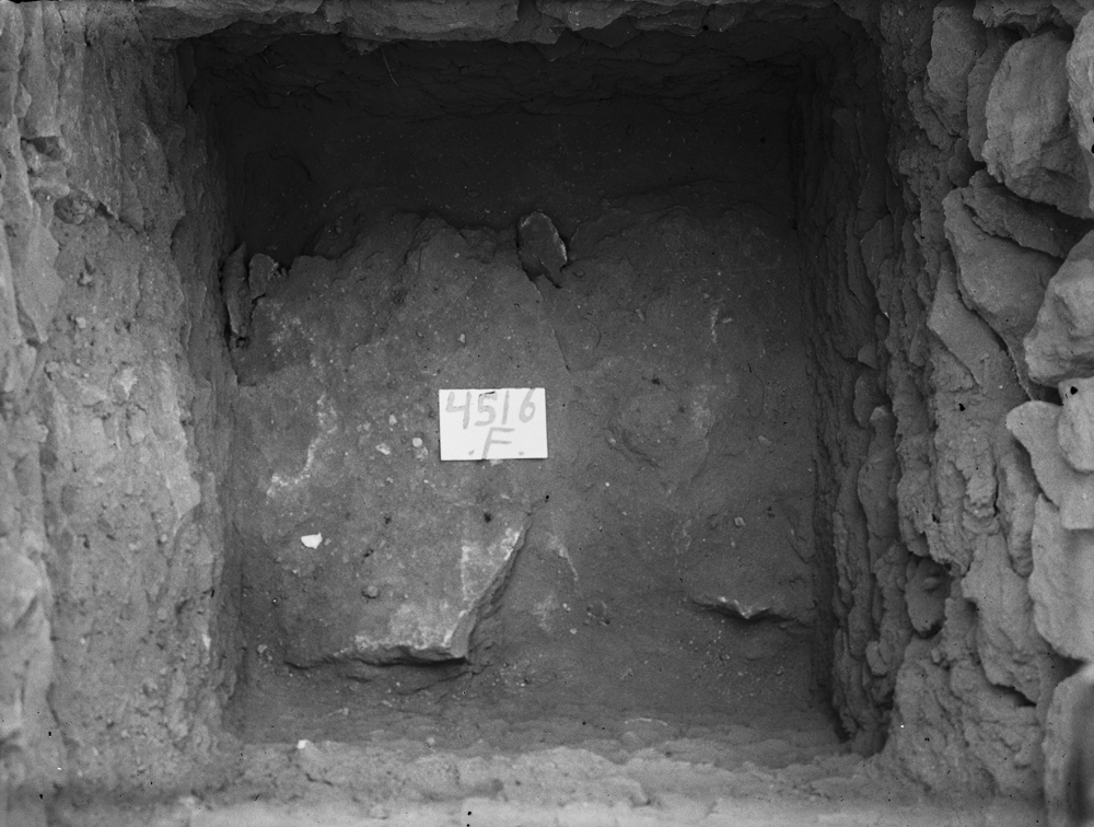 Western Cemetery: Site: Giza; View: G 4516