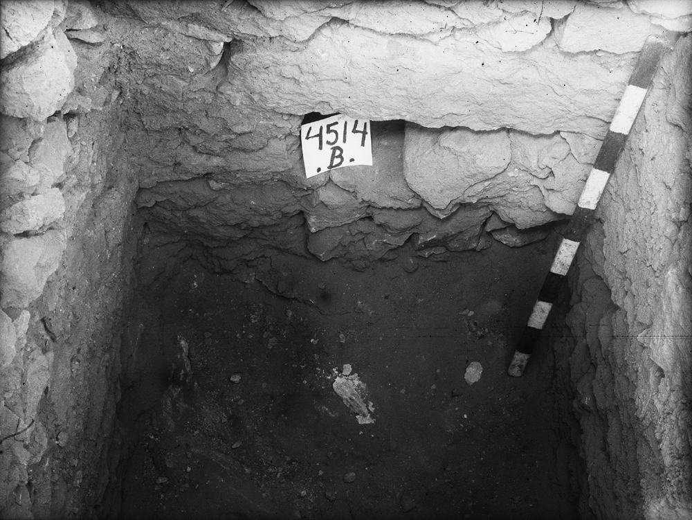 Western Cemetery: Site: Giza; View: G 4514