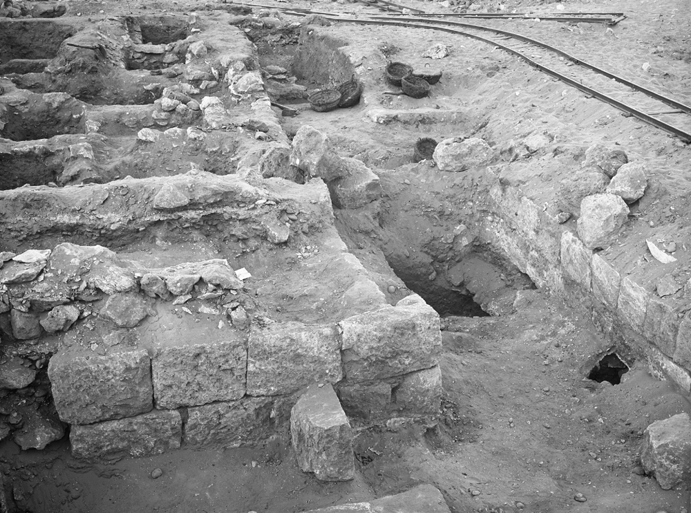 Western Cemetery: Site: Giza; View: G 2037