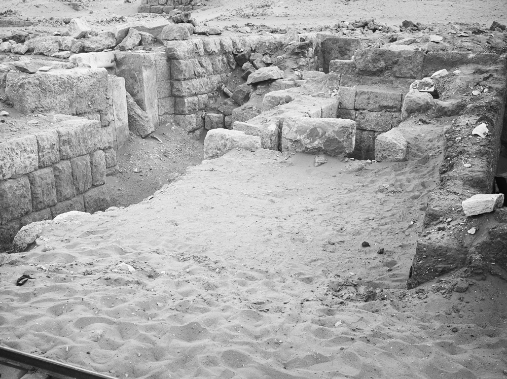 Western Cemetery: Site: Giza; View: G 2005, G 2003