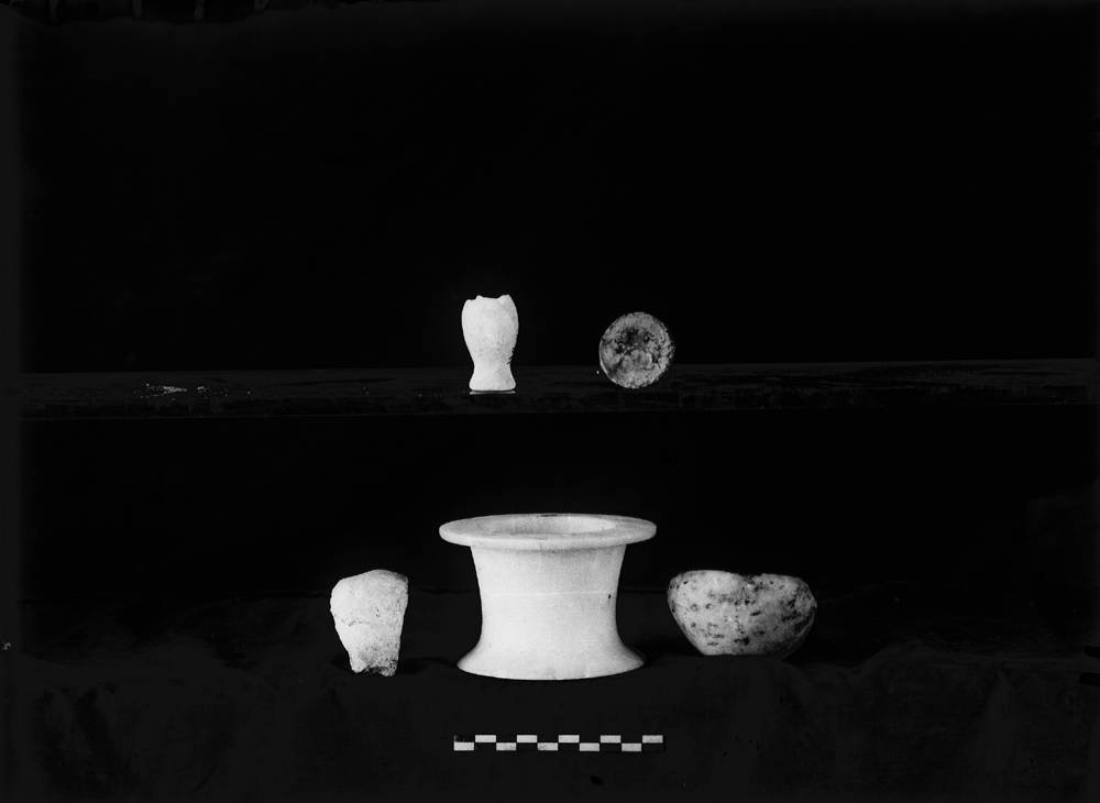 Object(s) photograph: Site: Giza; view: G 2479, G 5227, G 2477