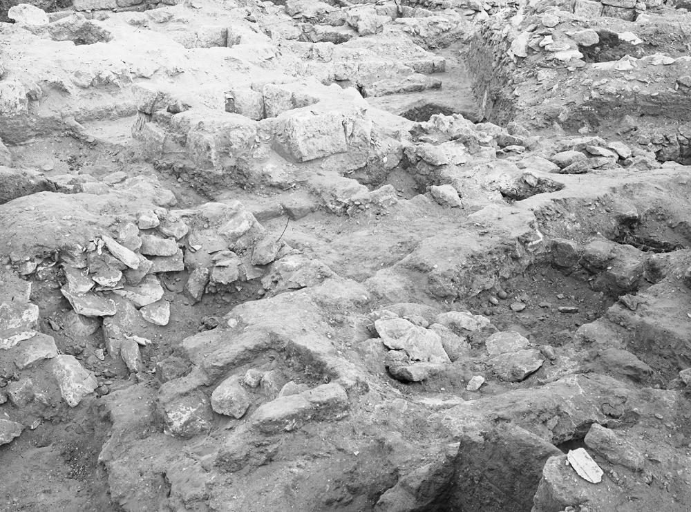 Western Cemetery: Site: Giza; View: G 2018a, G 2018b, G 2016