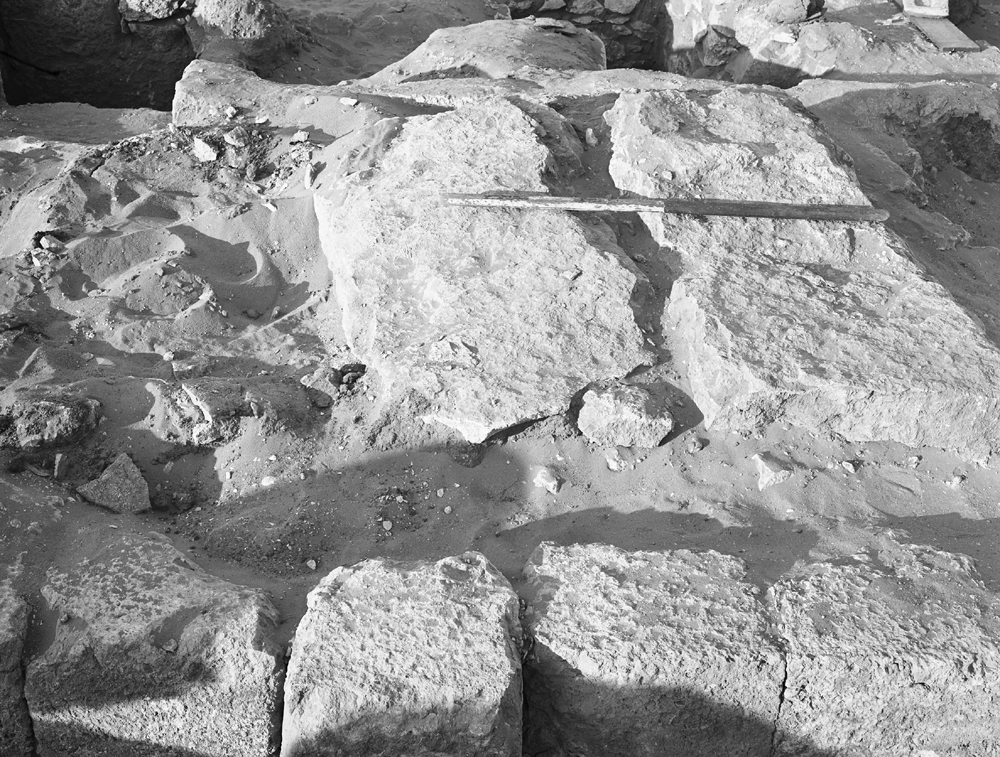 Western Cemetery: Site: Giza; View: G 2005