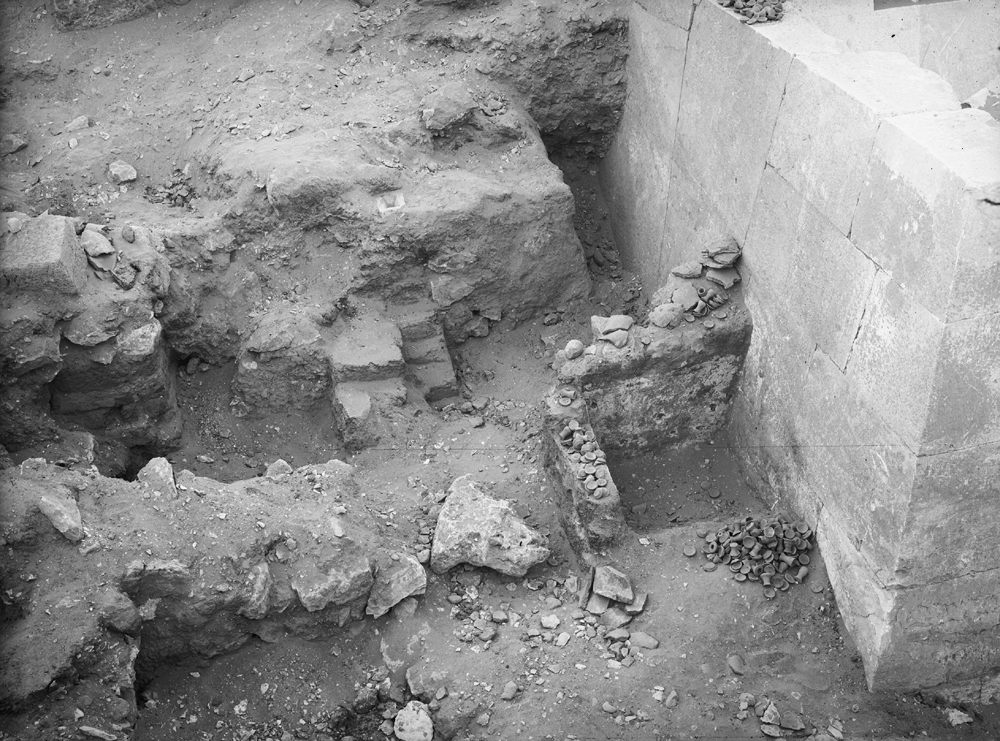 Western Cemetery: Site: Giza; View: G 2110, G 2112