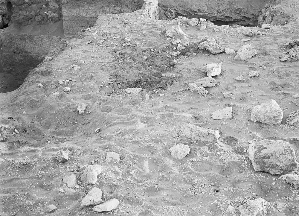 Menkaure Quarry Cemetery: Site: Giza; View: MQ 3, MQ 5