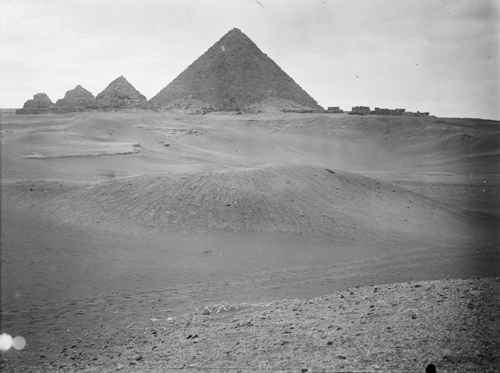 Menkaure Quarry Cemetery: Site: Giza