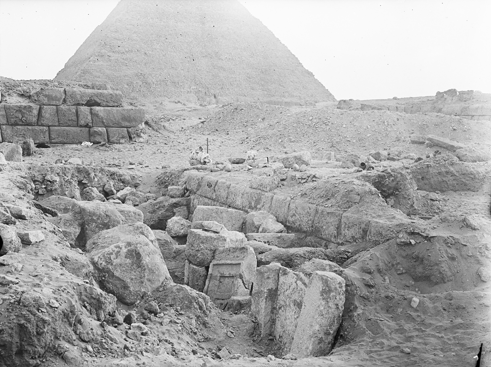 Western Cemetery: Site: Giza; View: G 2331, G 2332, G 2334, G 2330 = G 5380