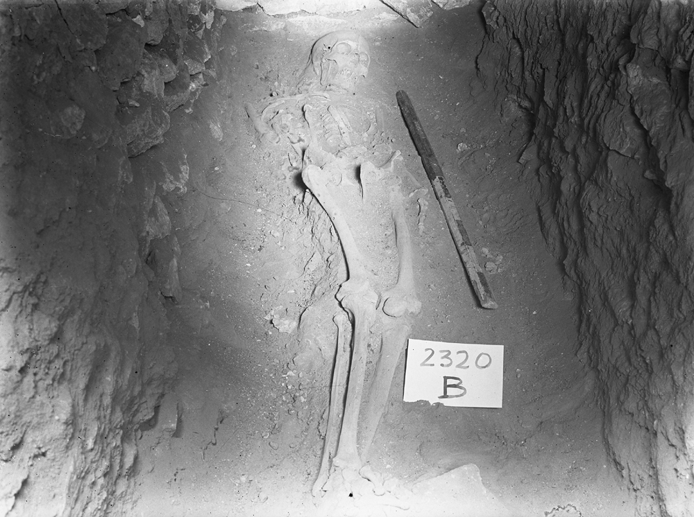 Western Cemetery: Site: Giza; View: G 2320 = G 5280