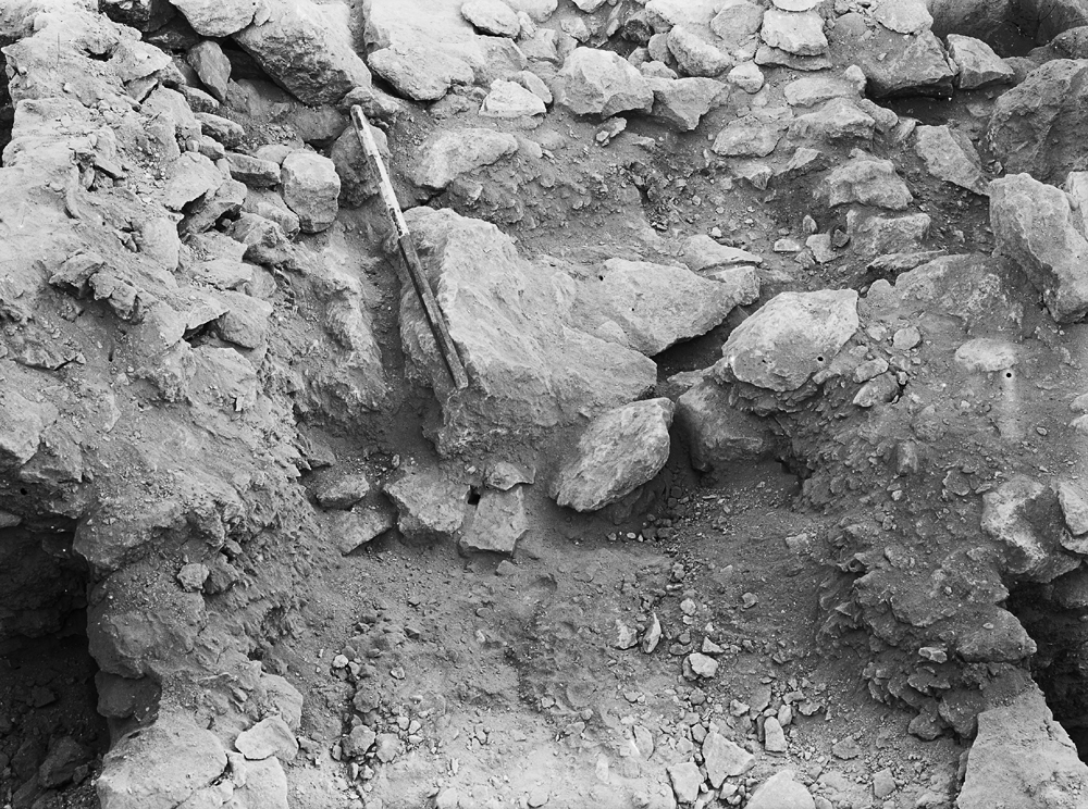Western Cemetery: Site: Giza; View: G 2311