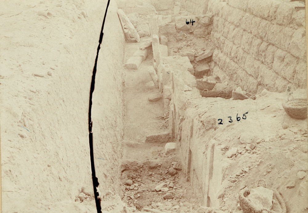 Western Cemetery: Site: Giza; View: G 2365, G 2364