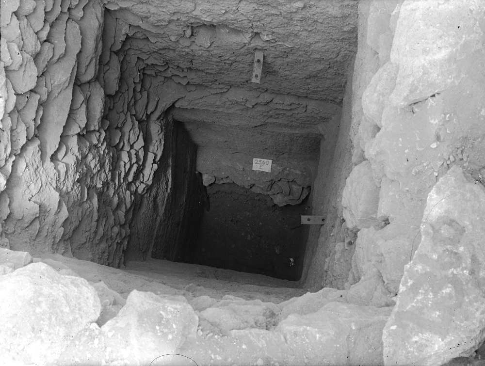 Western Cemetery: Site: Giza; View: G 2360
