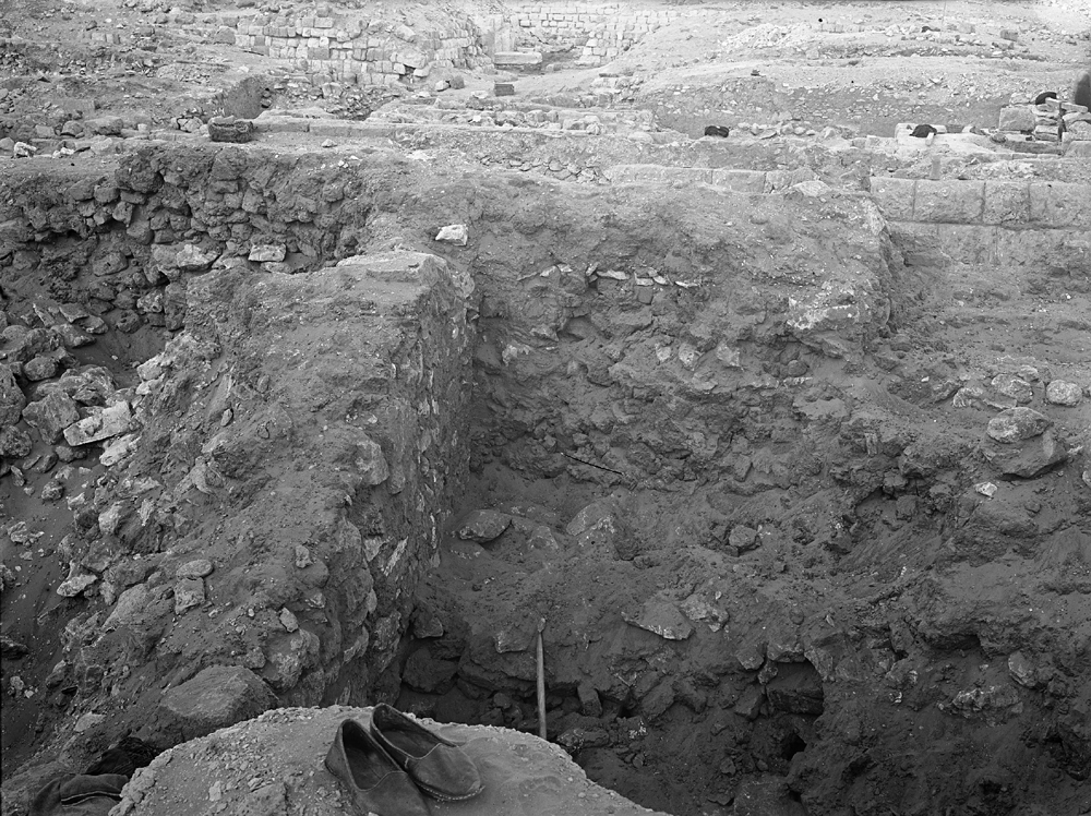 Western Cemetery: Site: Giza; View: G 2371