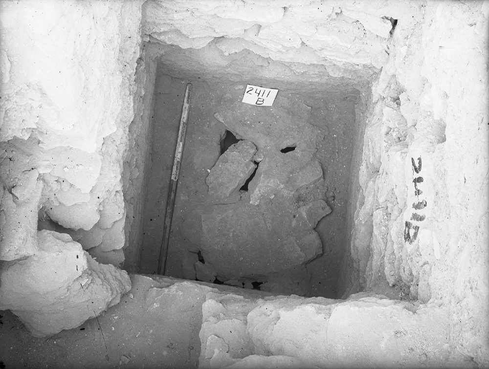 Western Cemetery: Site: Giza; View: G 2411