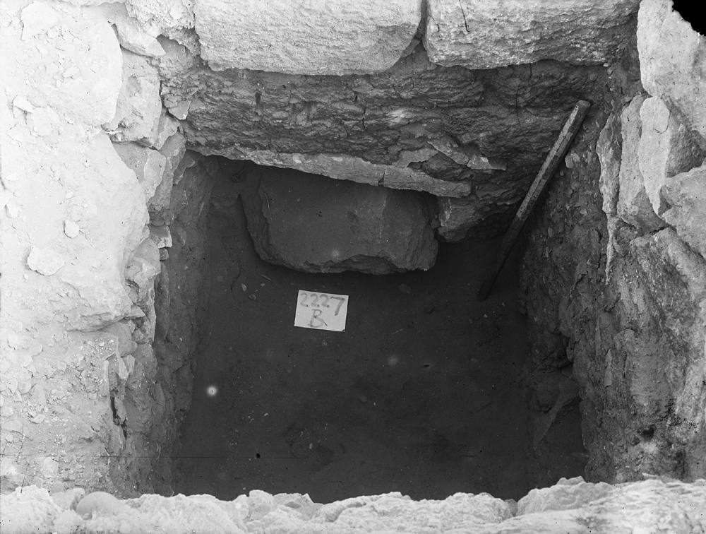 Western Cemetery: Site: Giza; View: G 2177
