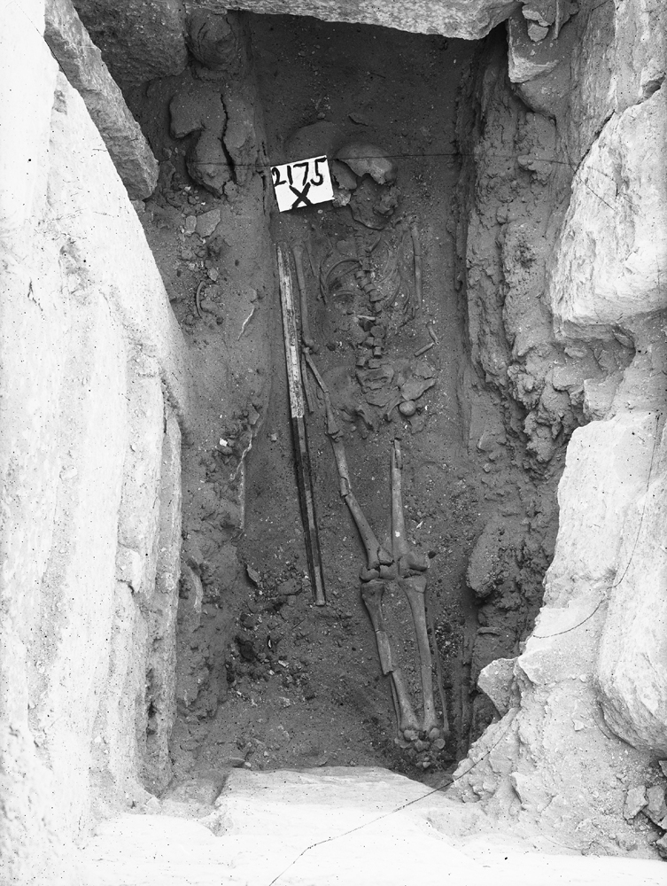 Western Cemetery: Site: Giza; View: G 2175