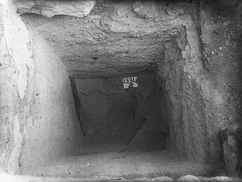 Western Cemetery: Site: Giza; View: G 2334
