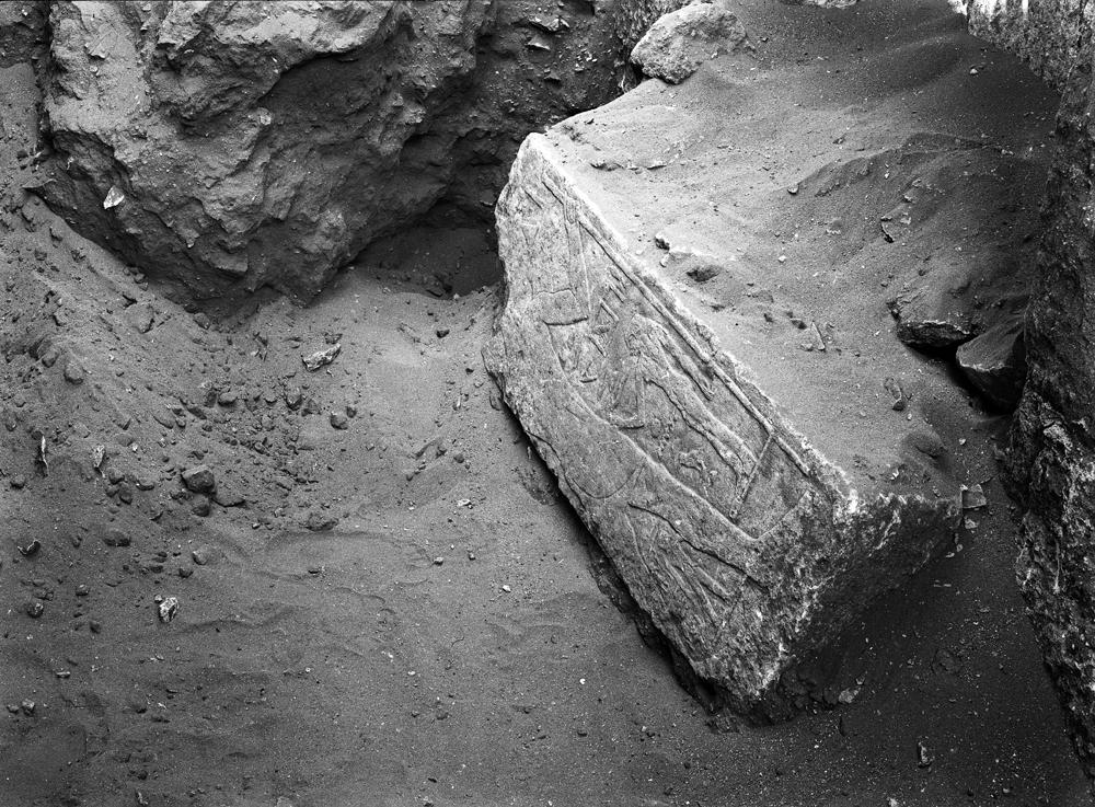 Menkaure Quarry Cemetery: Site: Giza; View: Lepsius 93