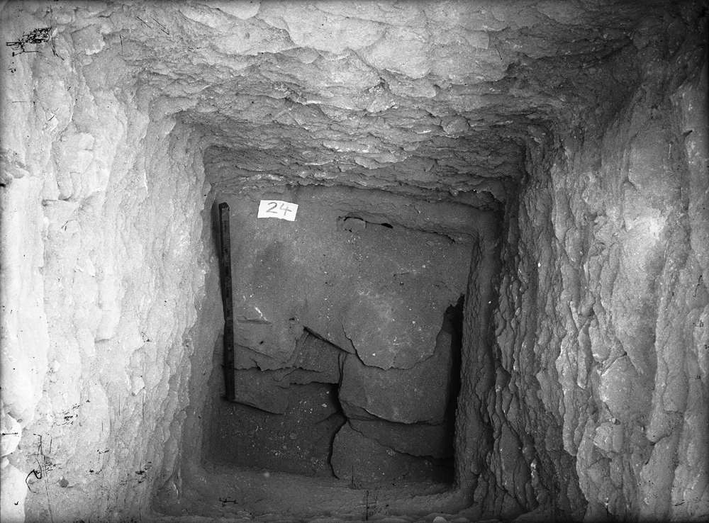 Western Cemetery: Site: Giza; View: G 2143