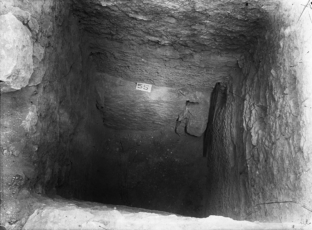 Western Cemetery: Site: Giza; View: G 2162