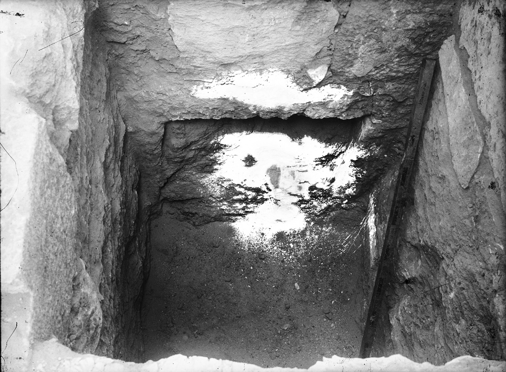 Western Cemetery: Site: Giza; View: G 2141