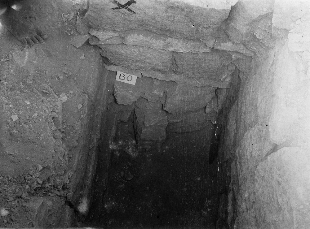 Western Cemetery: Site: Giza; View: G 2168