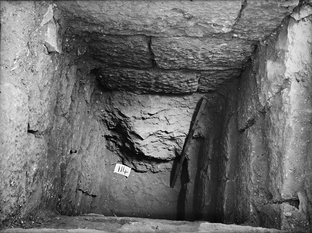 Western Cemetery: Site: Giza; View: G 2173