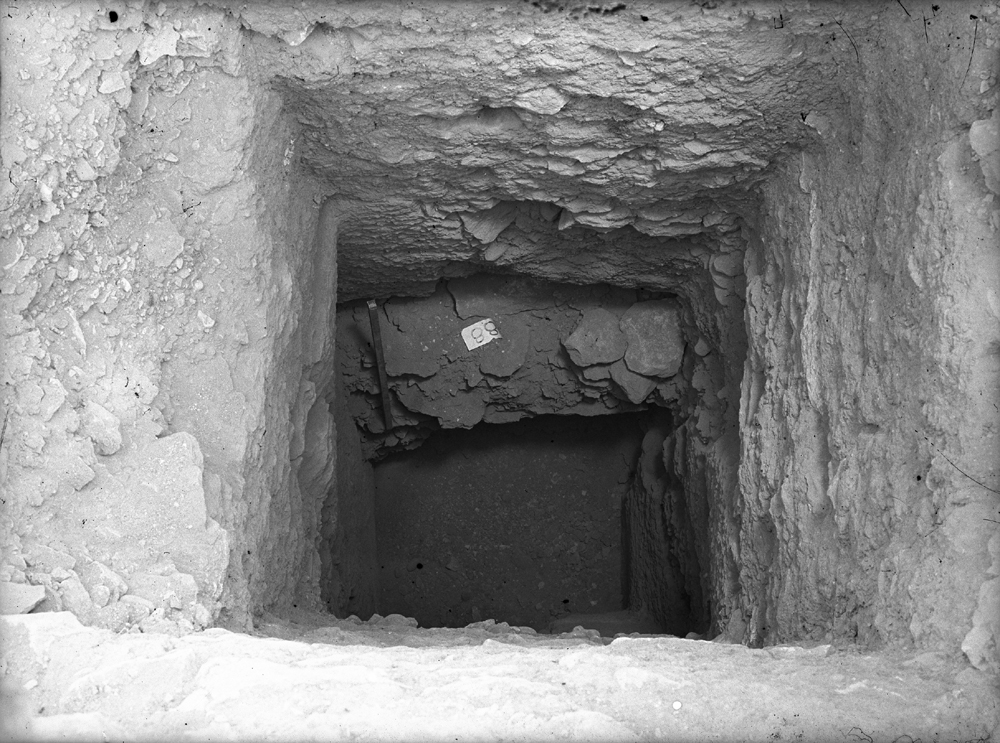 Western Cemetery: Site: Giza; View: G 2169
