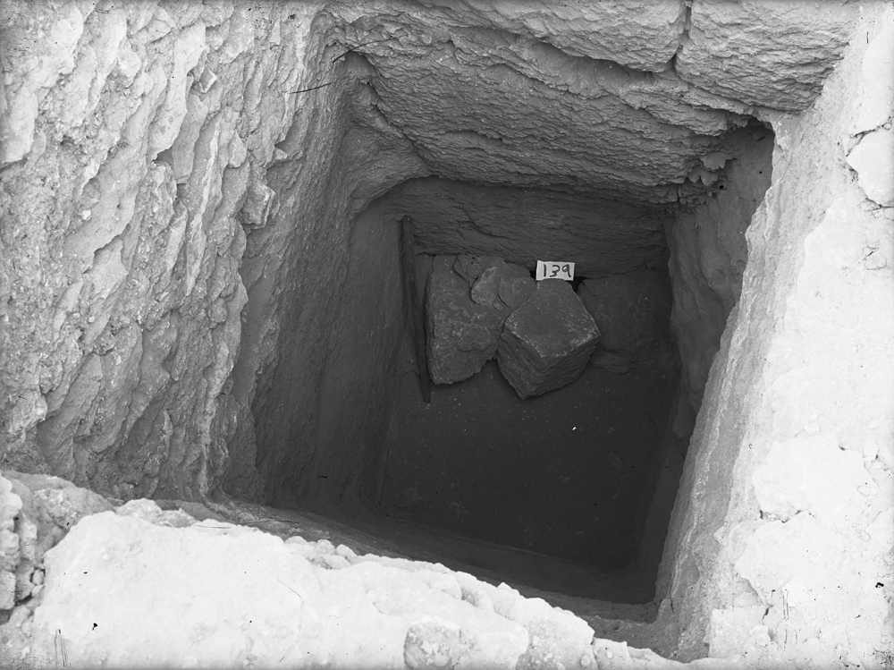 Western Cemetery: Site: Giza; View: G 2179