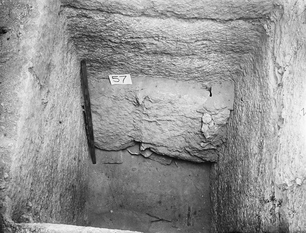 Western Cemetery: Site: Giza; View: G 2163
