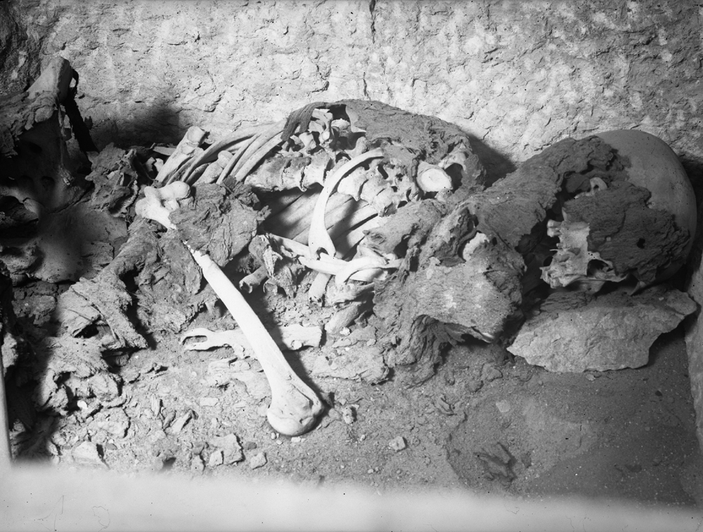 Western Cemetery: Site: Giza; View: G 2144