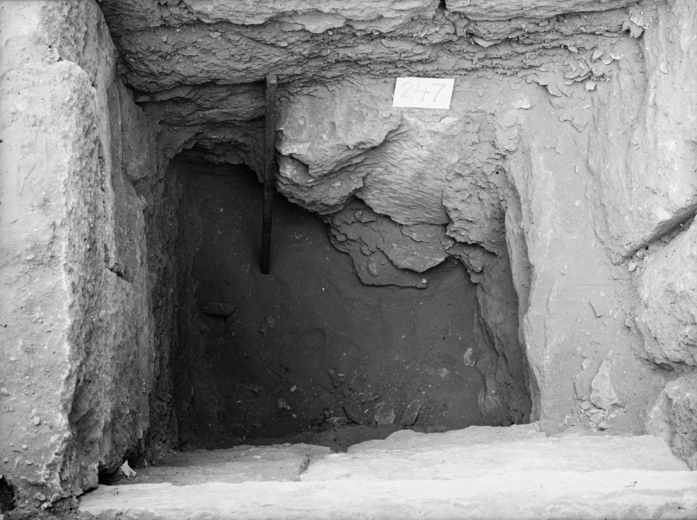 Western Cemetery: Site: Giza; View: G 2137