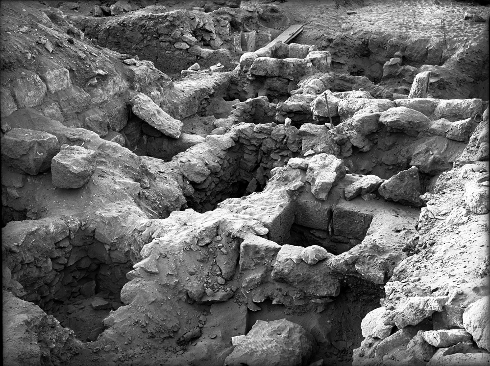 Western Cemetery: Site: Giza; View: G 2192